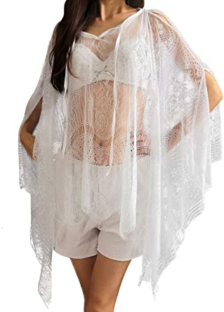 Amazon.com: Women's Shawls and Wraps for Evening Dresses Sheer .