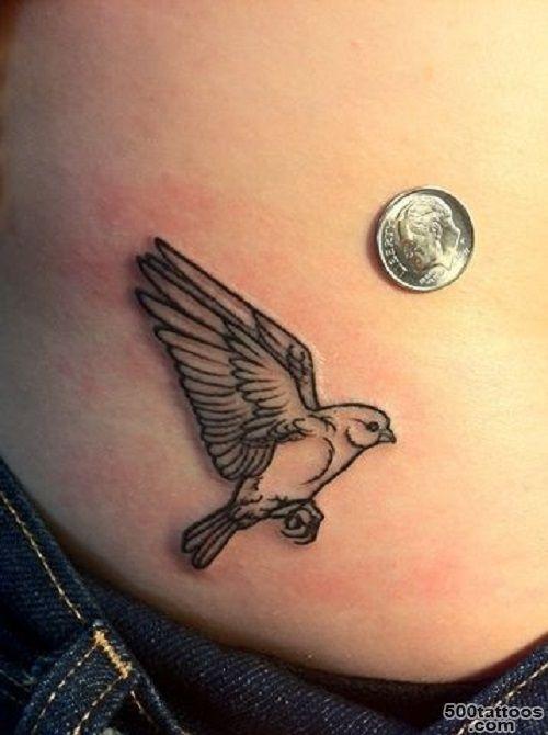 Bird tattoo: photo num 8