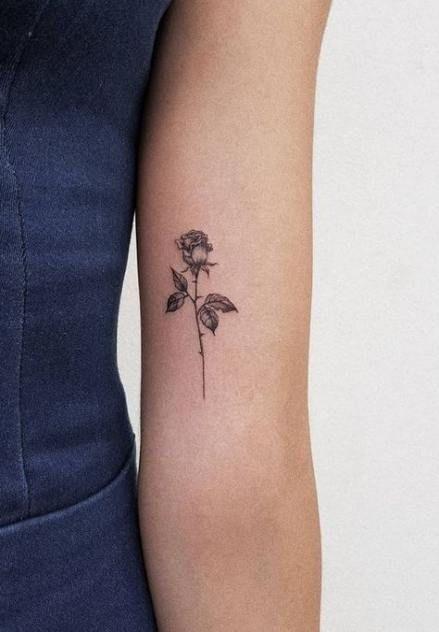 Tattoo ideas wrist small simple 23+ Super ideas | Rose tattoos for .