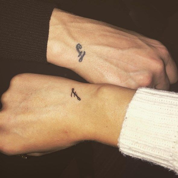 60 Brother Sister Tattoo That Will Melt Your Heart | Brother .
