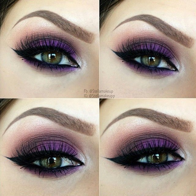 "Universo da Maquiagem on Instagram: ""How amazing colors! Perfect ."