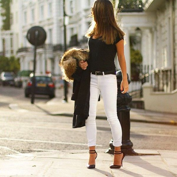 70+ Spotless White Jeans Outfit Ideas and Styling Tips   How to .