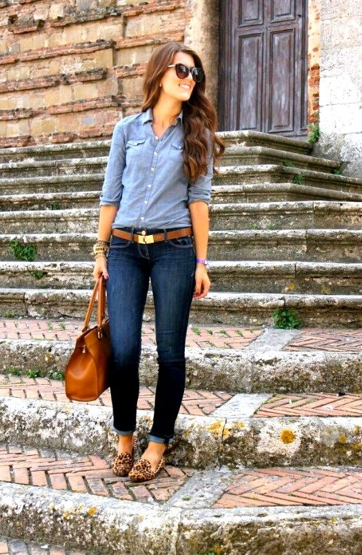 25 Women Casual Spring Outfits Ideas 2020 - Pinmagz in 2020 .