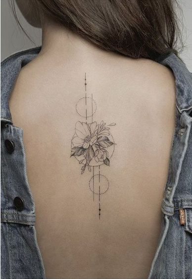 Beautiful tattoos design ideas for your girlfriends [43] - Bong .