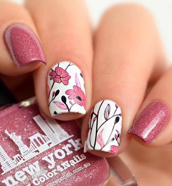 80 Summer Nail Art Designs & Ideas That You Will Love | Spring .