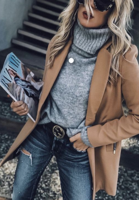 30 Stunning Work Outfits Ideas To Wear This Fall - DAILYPINMAG .