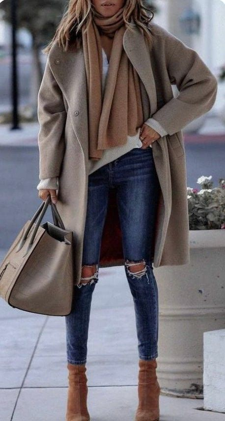 50+ ideas for spring outfits casual women | Fall fashion coats .