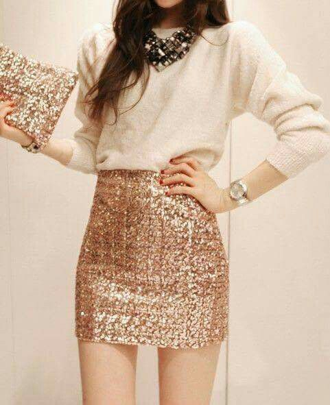 Christmas Party outfit to show off those legs | Outfits invierno .