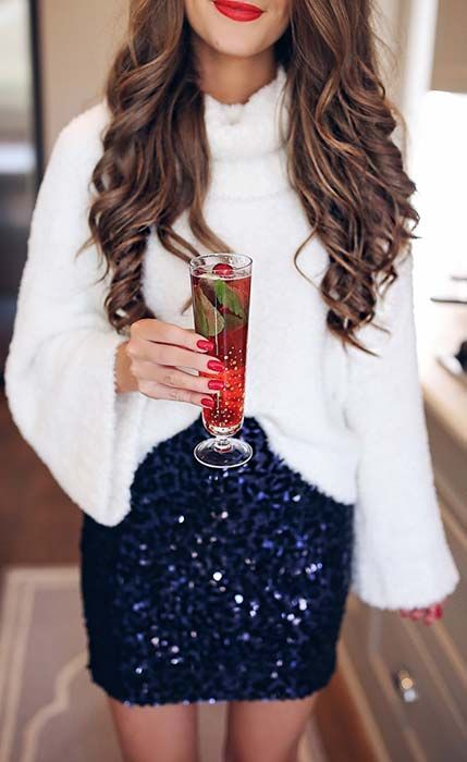 59 Cute Christmas Outfit Ideas | Page 4 of 6 | StayGlam .