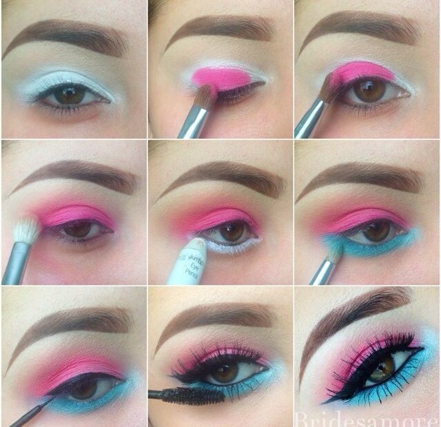 95 Super Stylish DIY Summer Eye Makeup Tutorials to Take Care of .