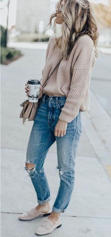 16 Trendy Autumn Street Style Outfits For 2018 - Society19 UK .