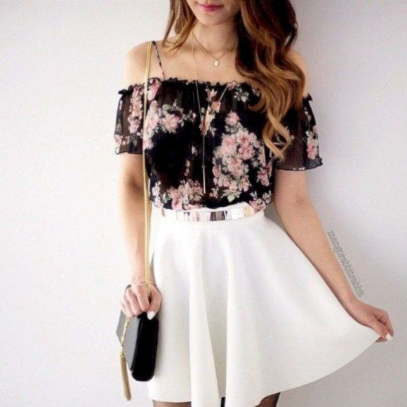 45 Cute Outfits For Teenage Girl in Summer - fashionssories.com .