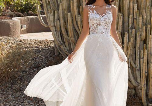30 Floral Wedding Dress