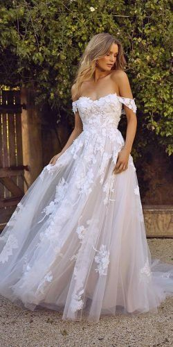 A-Line Wedding Dresses 2020/2021 Collections   Wedding Forward .