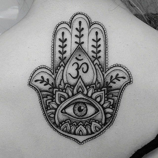 Pin by Kristina Garcia on Tattoos (With images) | Tattoos, Hamsa .