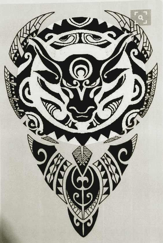 Top 45 Taurus Tattoos Designs And Ideas For Men And Women   Taurus .
