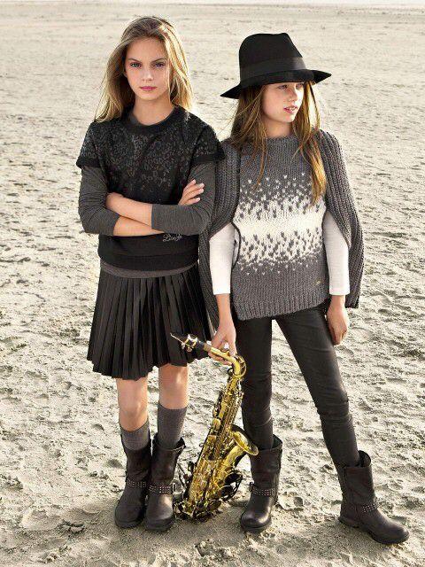 LIUJO Baby/Little Girls Fall/Winter 2014 Sweaters/Long Sleeve .