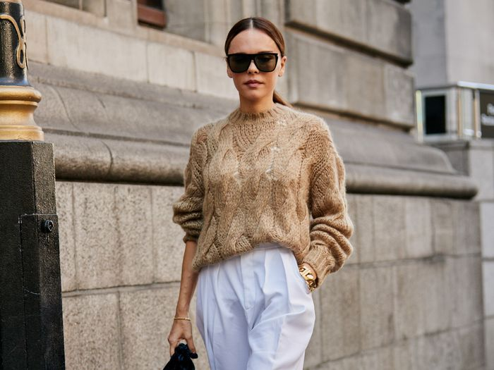 14 Comfortable (and Cute) Thanksgiving Outfit Ideas   Who What We