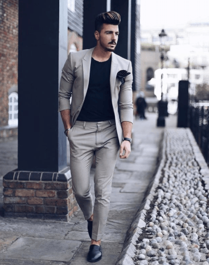 2018 Men's Thanksgiving Outfits-30 Ways to Dress on Thanksgiving .