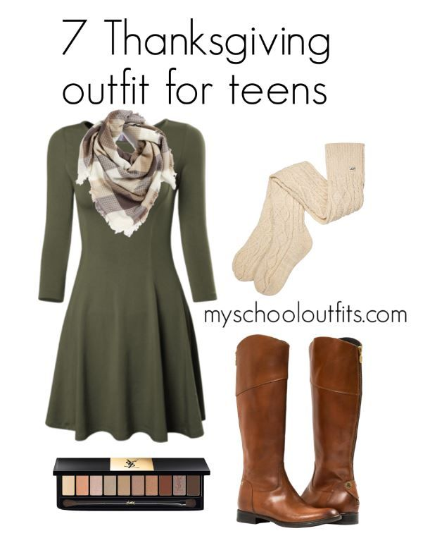7 cozy Thanksgiving outfits for teens - Page 5 of 7 .