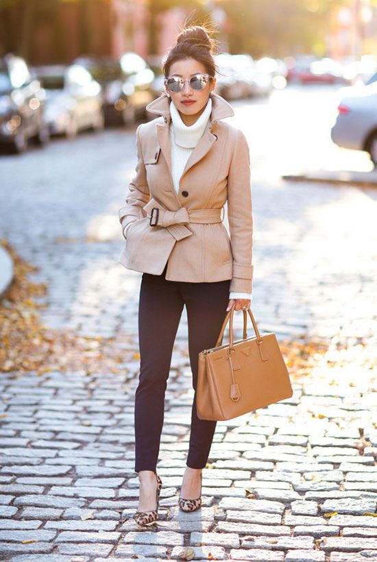 The Best Outfit Ideas Of The Week   Be Daze Live   Winter business .