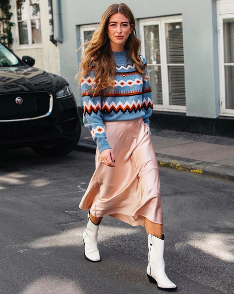 Yes, You Need These White Western Boots for Fall | Who What We