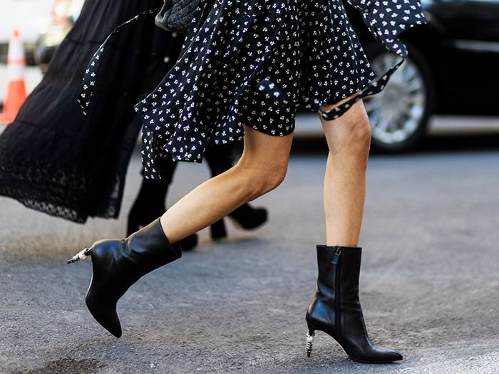 """Is This """"Over"""" Fall Boot Trend Officially Back? 