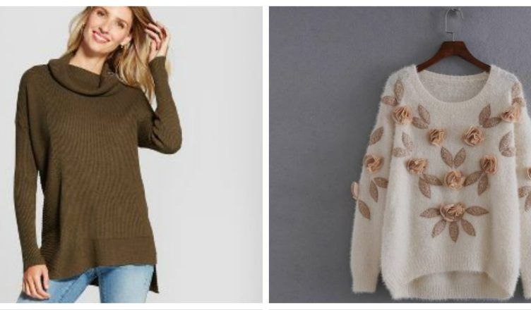 Sweaters 2018: trends and tendencies of fashion sweaters 2018 .