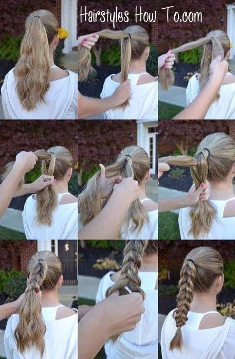 72 Trendy DIY Hairdo Braid Tutorials to Hog the Limelight   Hair .