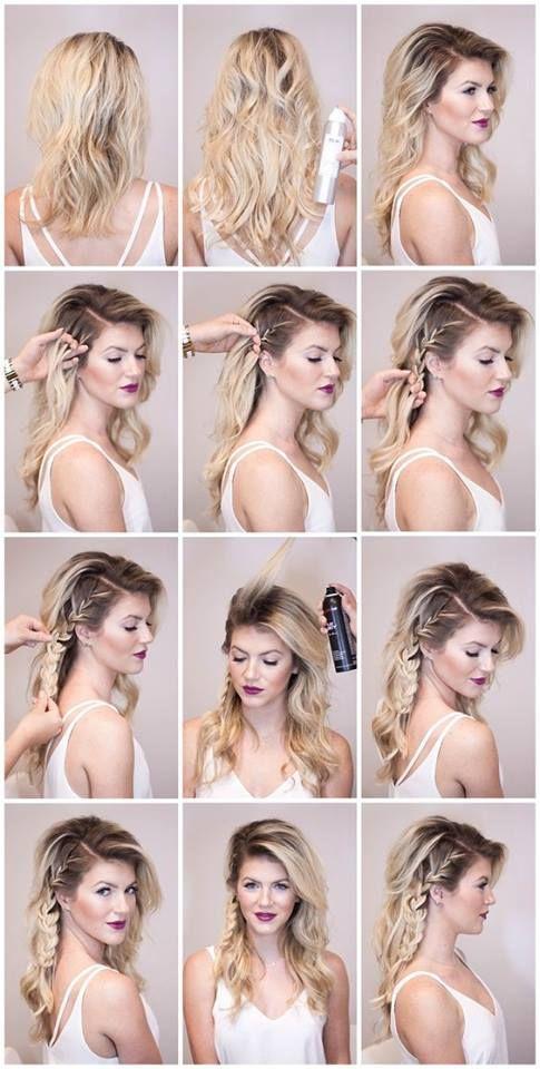 Pin on Hairstyle/Hairdo Tutoria