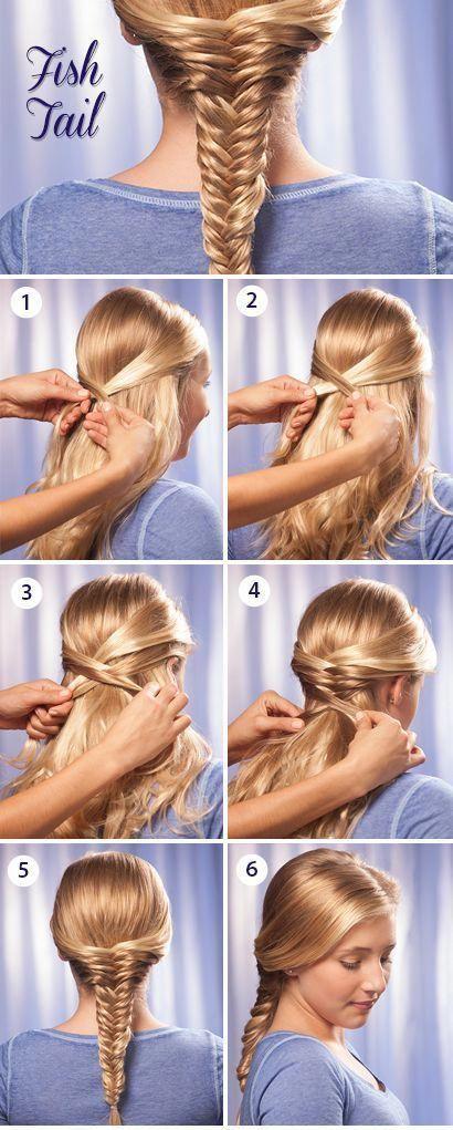 72 Trendy DIY Hairdo Braid Tutorials to Hog the Limelight .