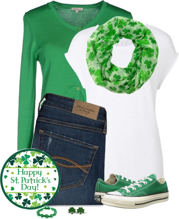 26 Awesome Outfit Ideas What To Wear For St. Patrick's Day 2020 .