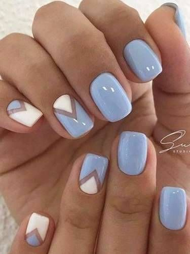 11 Spring Nail Designs People Are Loving on Pinterest | Trendy .