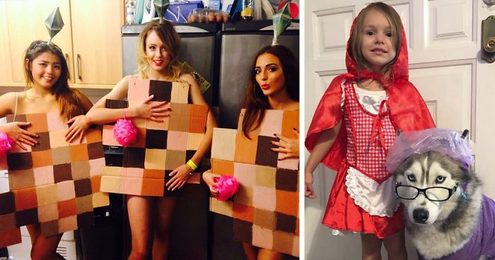 159 Of The Most Creative Halloween Costume Ideas Ever | Bored Pan