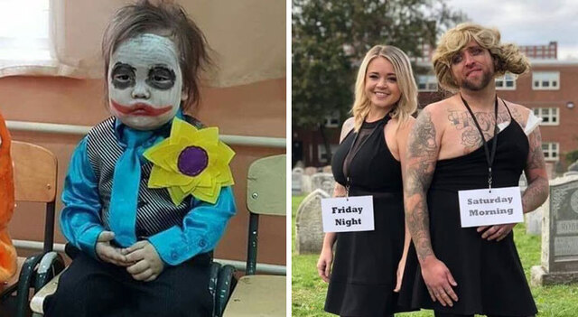 50 Creative People Who Came Up With Genius Halloween Costume Ideas .