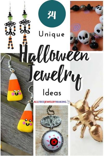 34 Unique Halloween Jewelry Ideas   AllFreeJewelryMaking.c