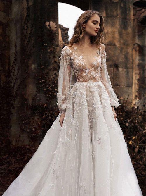 8 Unique Wedding Day Looks - FabFitFun | Wedding dresses unique .
