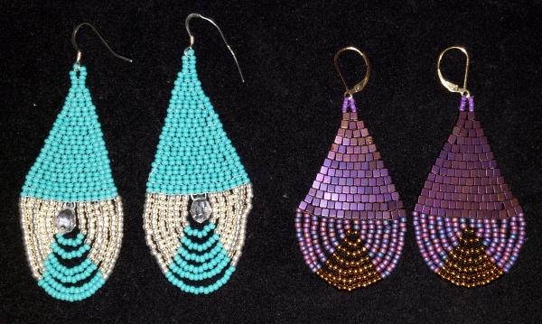 Goddess Earrings Class : Bead Inspirations!, Vintaj Brass, Bead .
