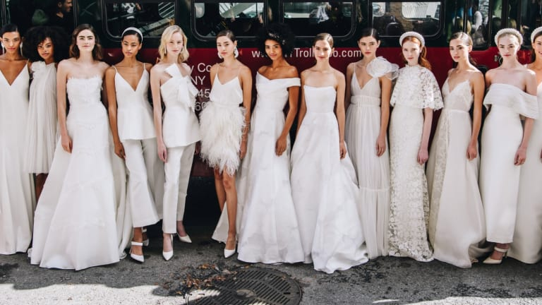 The 11 Top Bridal Trends for Fall 2020 Revisit — and Update — the .
