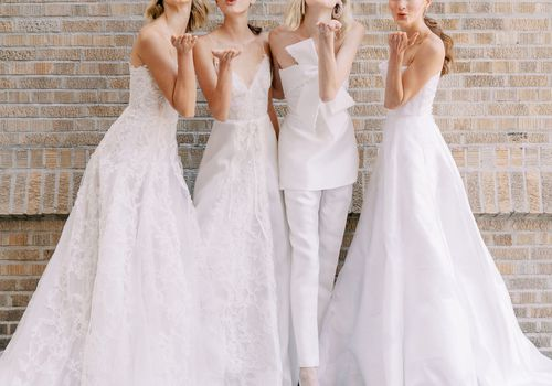 These Are the Wedding Dress Trends Our Editors Love for Fall 20
