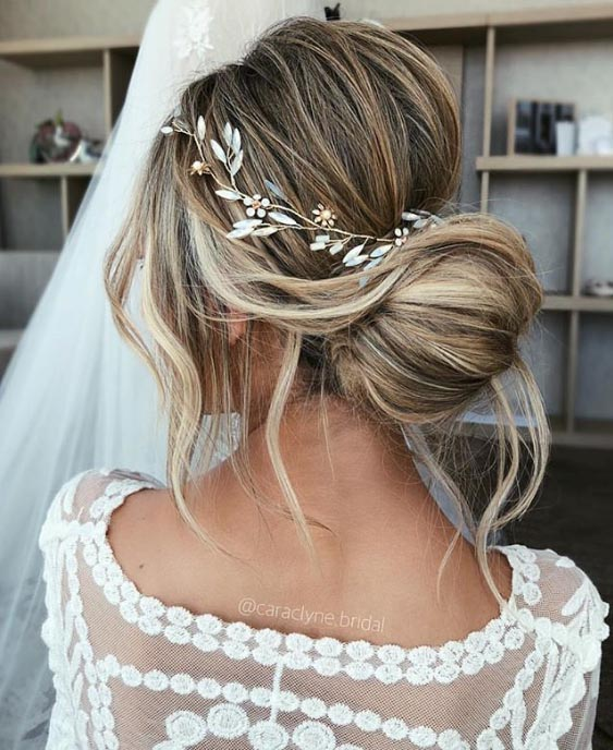 25 Gorgeous Wedding Hairstyles for Long Hair | Southern Livi