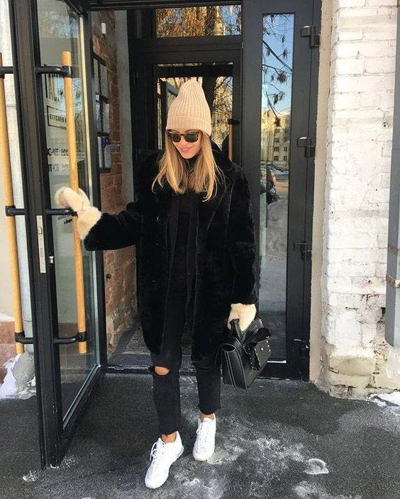 Winter Wardrobe Ideas 2019 | Fashion, Fashion outfits, Streetwear .