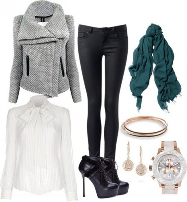 35 Chic & Comfortable Winter Outfit Ideas for 2020 - Pretty Desig