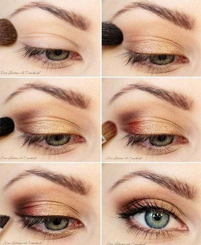 10+ Simple and Easy Winter Makeup Tutorials for Beginners and .