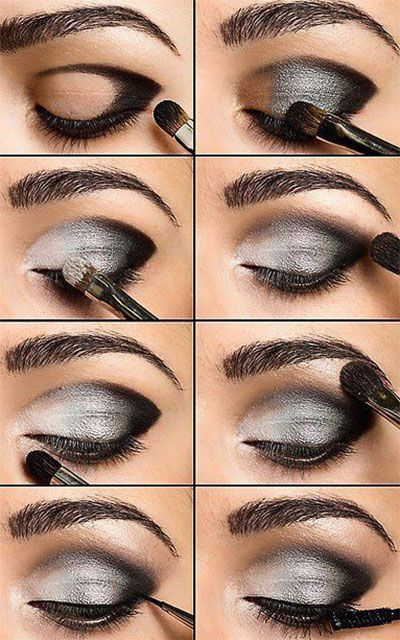 10 Easy Simple Winter Makeup Tutorials For Beginners Learners 2016 .