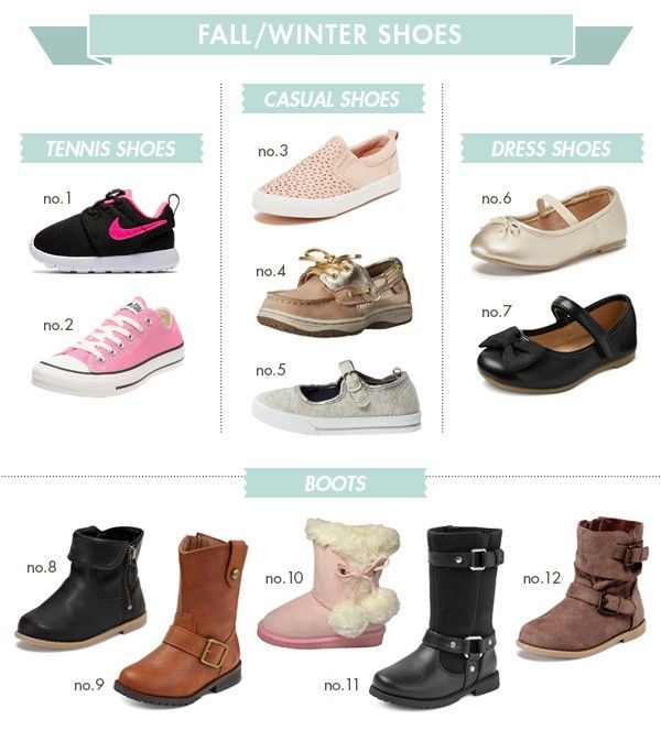 Fall and winter shoes for toddler & preschool girls | Girls shoes .