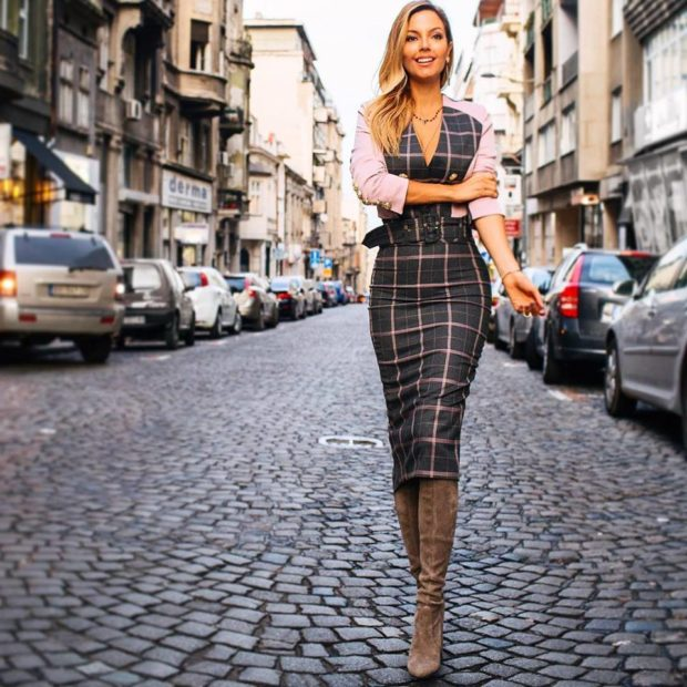 15 Outfit Ideas to Fresh Up Your Winter Work Wardro