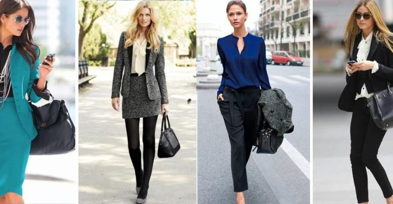 85+ Fashionable Work Outfit Ideas for Fall & Winter 2020   Pouted.c