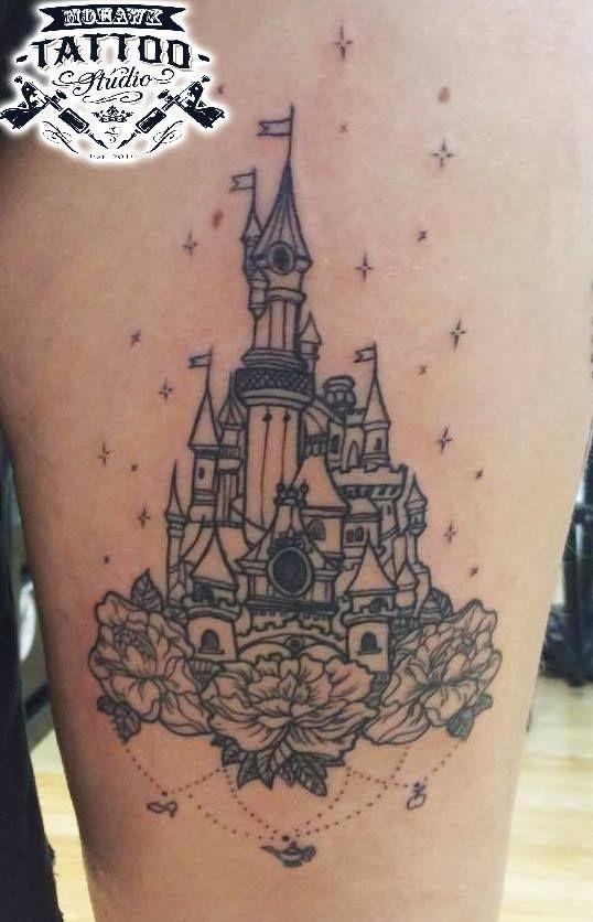 60+ Wonderful Disney Tattoo Ideas for Disney Lovers | Disney .