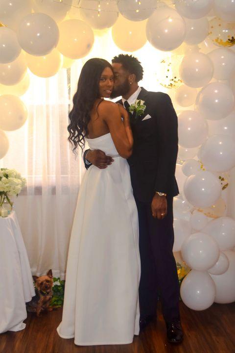 Coronavirus Canceled Their Wedding, So They Turned to Zo